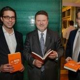 Nikolaus Brandstätter, Wohnbaustadtrat Dr. Michael Ludwig, Tarek Leitner