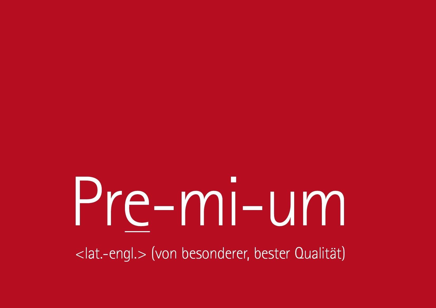 Leitbild Premium